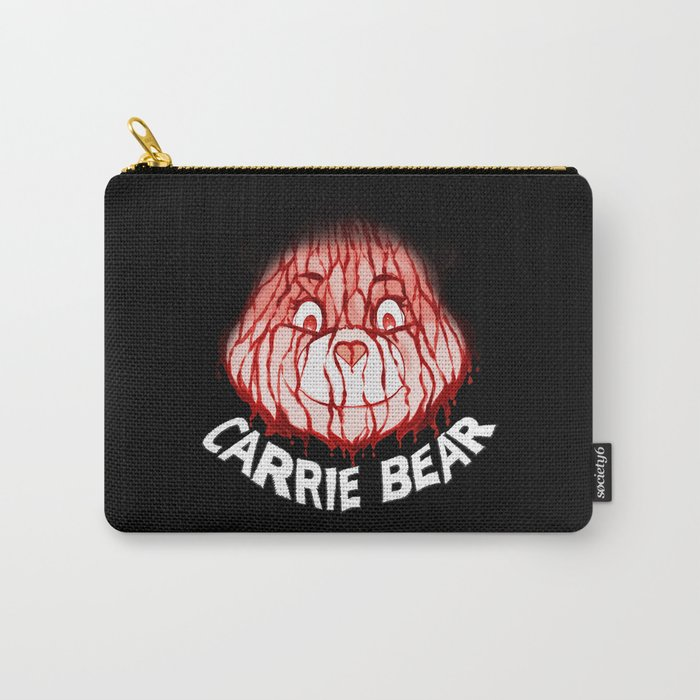 Carrie Bear Carry-All Pouch
