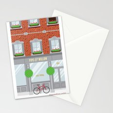 Pinwhistle Way Faccade Stationery Cards