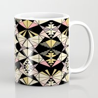 kaleidoscope Mugs featuring Kaleidoscope by Kimsa