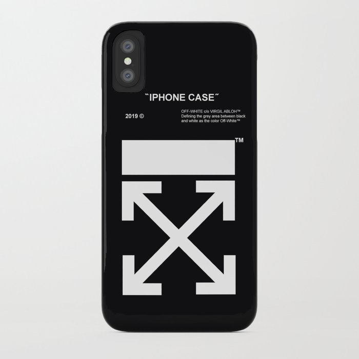 official photos 9b455 b7ef6 OFF WHITE IPHONE CASE iPhone Case by homestay
