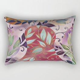 Singing Hallelujah Rectangular Pillow