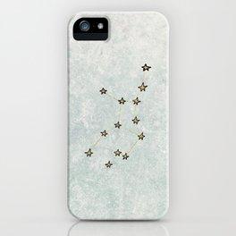 Virgo x Astrology x Zodiac iPhone Case