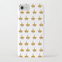 pie iPhone & iPod Cases featuring Pie by nicolaporter