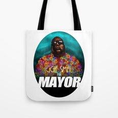 Biggie Smalls for Mayor Tote Bag