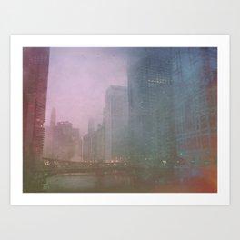 Eastland Art Print