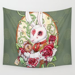 Rabbit Hole Wall Tapestry