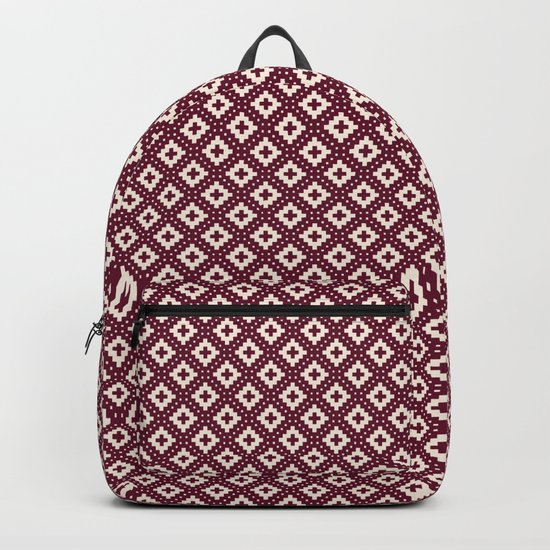 Marchess (Joy Red) Backpack