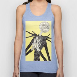 Jack Skellington's Lament Unisex Tank Top