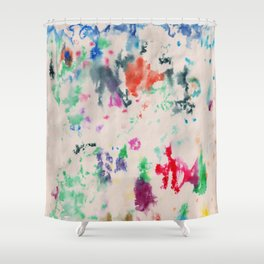 Monet Day Shower Curtain