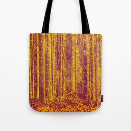 In the middle of the forest #decor #society6 Tote Bag