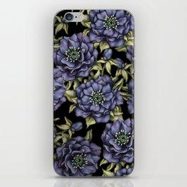 Roses in the Dark iPhone Skin