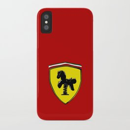 Ferrari cute iPhone Case