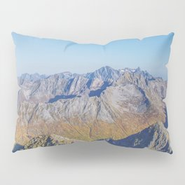 At the summit Pillow Sham