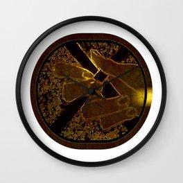 Pattern8573 Wall Clock
