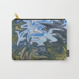Skies from Above Carry-All Pouch