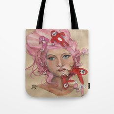 Critters Tote Bag