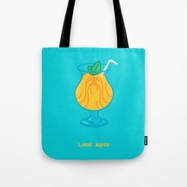 Lassi Apso Tote Bag