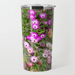 Mesembryanthemum Travel Mug