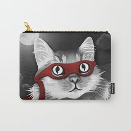 Mr. Meowgi Carry-All Pouch