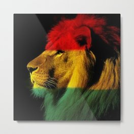 Afrique Kings Metal Print