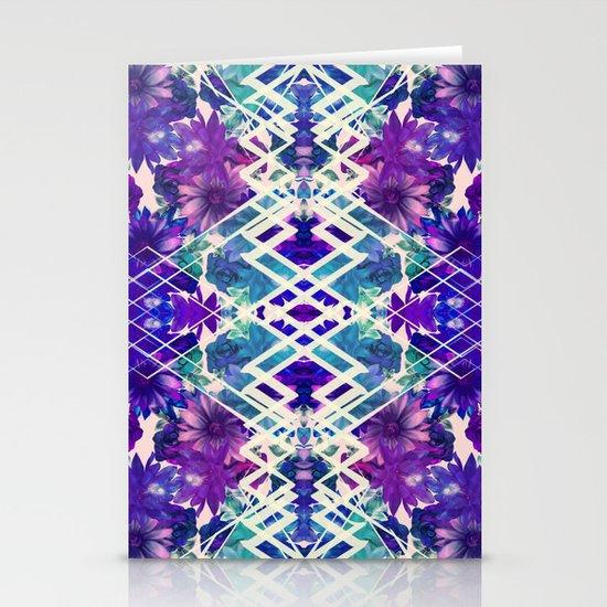 Ocean Bloom Stationery Cards