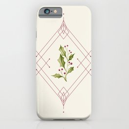 Minimal Magical Time #society6 #xmas iPhone Case