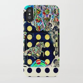 polkapolka iPhone Case