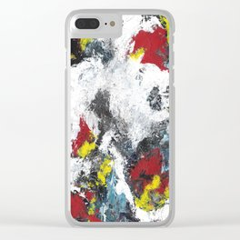 When Love Is Gone Clear iPhone Case