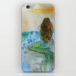 Final Joy Mermaid iPhone Skin