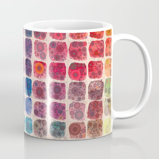 Paintbox Dreams Coffee Mug
