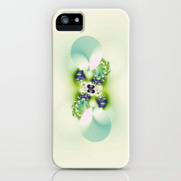 Decorated Infinity Citrus iPhone Case