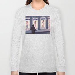 Very open Profiles Long Sleeve T-shirt