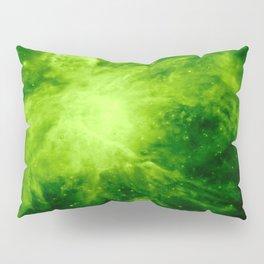 Orion Nebula : Green Pillow Sham