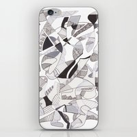 orca iPhone & iPod Skins featuring ORCA by Alex Rocha