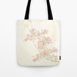 In the Blossoming 2019 Tote Bag