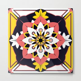 Poppy Blossom Metal Print