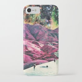 Purple Mountains Majesty iPhone Case