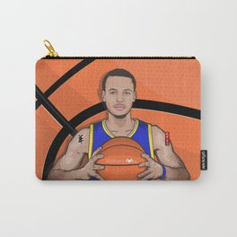 The Warrior of the Golden Bridge - Curry30  Carry-All Pouch