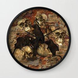 Rattenkinder Wall Clock