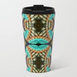 Festive Mandalic Pattern Travel Mug