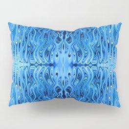 Frozen Squid by Chris Sparks Pillow Sham