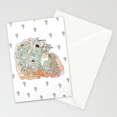 w a r m // m a r s h Stationery Cards