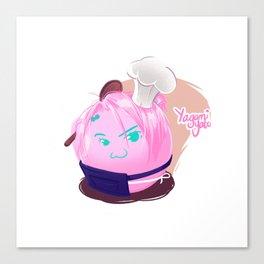 Chef Yagami Yato Dango Canvas Print