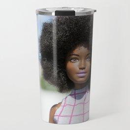 Strong Independent Woman Travel Mug