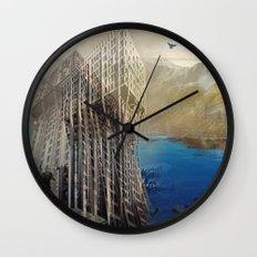 imposscape_01 Wall Clock