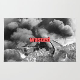 Wasted GTA Rug