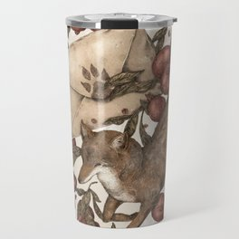 Coyote Love Letters Travel Mug
