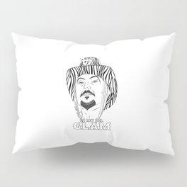 El Rey del Glam Pillow Sham