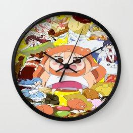 Himouto! Umaru-chan 19 Wall Clock