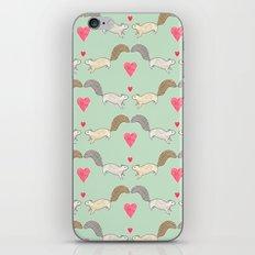 Squirrel Love iPhone & iPod Skin